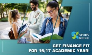 Get finance fit for 16/17 academic year!