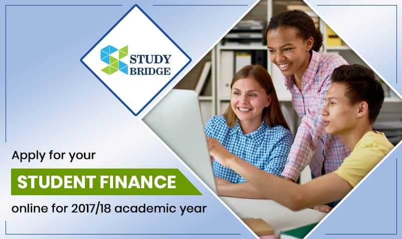 Apply for your student finance online for 2017/18 academic year