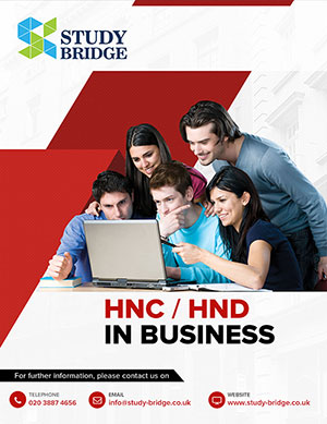 HNC-HND in Business