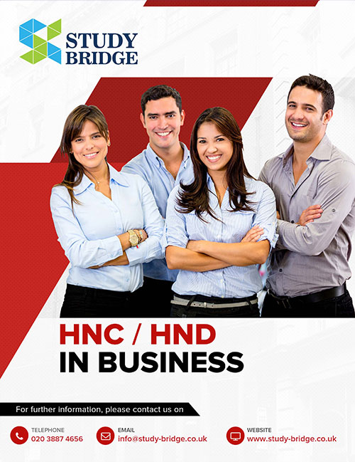 HNC/ HND in Business