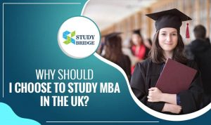 Why Should I Choose to Study MBA in the UK