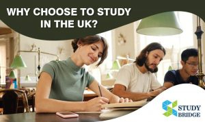 Why choose to study in the UK