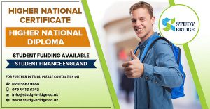 study HNC/HND in UK