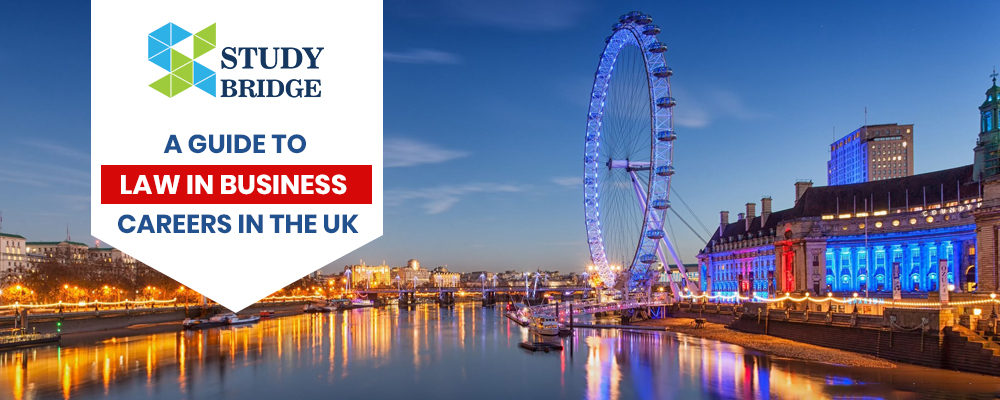 Guide To Law In Business Careers In The UK