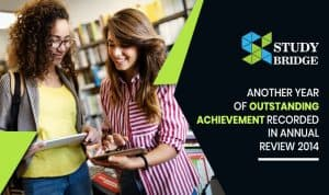 Another year of outstanding achievement recorded in Annual Review 2014