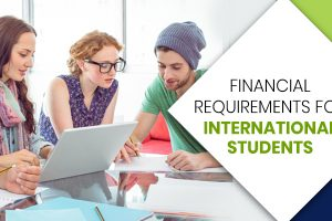 Financial Requirements for International Students